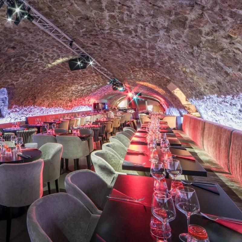Le Restaurant - Le Scotch - Restaurant Bandol