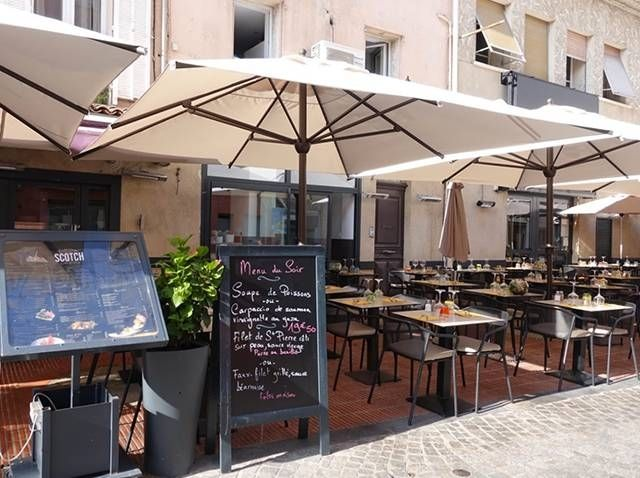 Le Scotch - Restaurant Bandol
